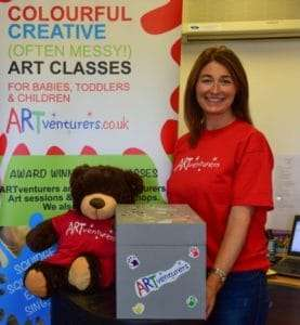 fiona simpson founder and franchisor of artventurers