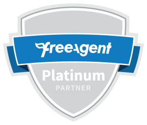 freeagent platinum partner logo